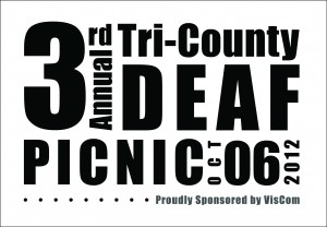 3rd. Annual Tri-County Picnic